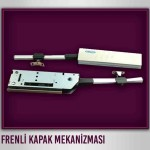 Özaslan Alüminyum ve Mobilya Aksesuarlari Frenli Kapak Mekanizması