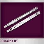 Mobilya Aksesuarları Teleskopik Ray